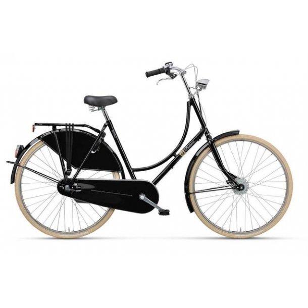 Batavus Old Dutch Export DK - Damecykel - Sort - 3 gear - 2020