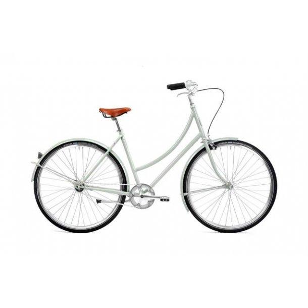 Pelago - Brooklyn - Dame - Klassisk - Bycykel - Helene Grå - 7 gear - 2021