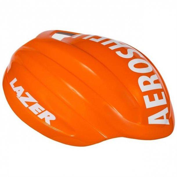 Lazer Aeroshell Z1 - Flash Orange