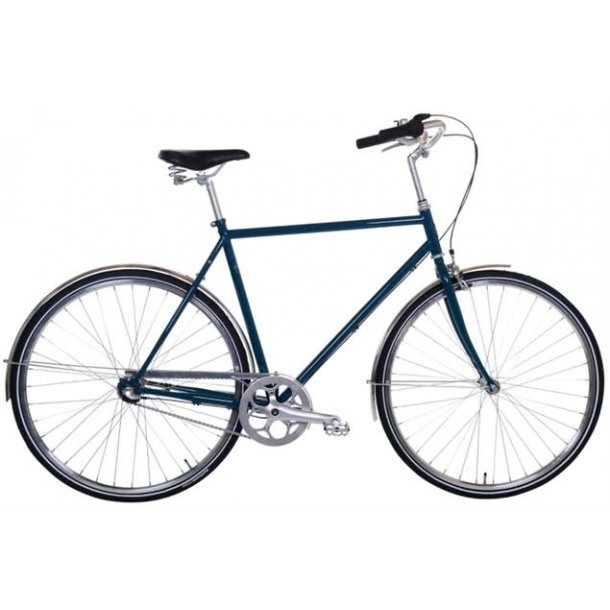 Remington Detour Sport Vintage - Legion Blå - Herre - Bycykel - 3 gear - 2021