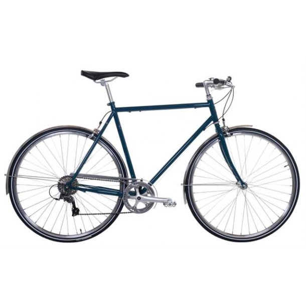 Remington Runwell Sport - Legion Blå - Herre - Bycykel - 8 gear - 2021